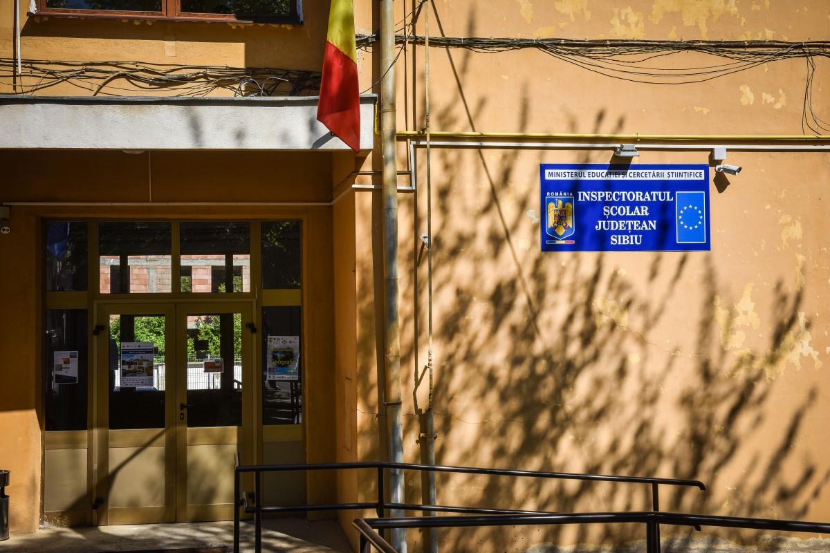 IȘJ Sibiu are un nou șef adjunct:directorul Colegiului Pedagogic