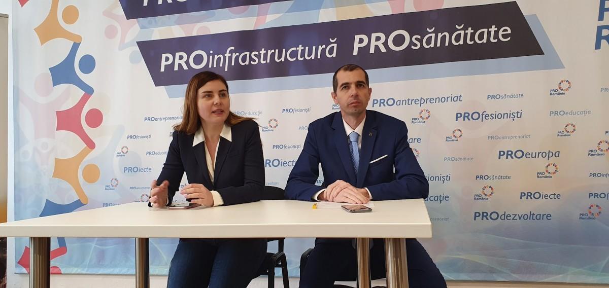 PRO România și-a anunțat primul candidat pentru alegerile locale din Sibiu: Petru Florea