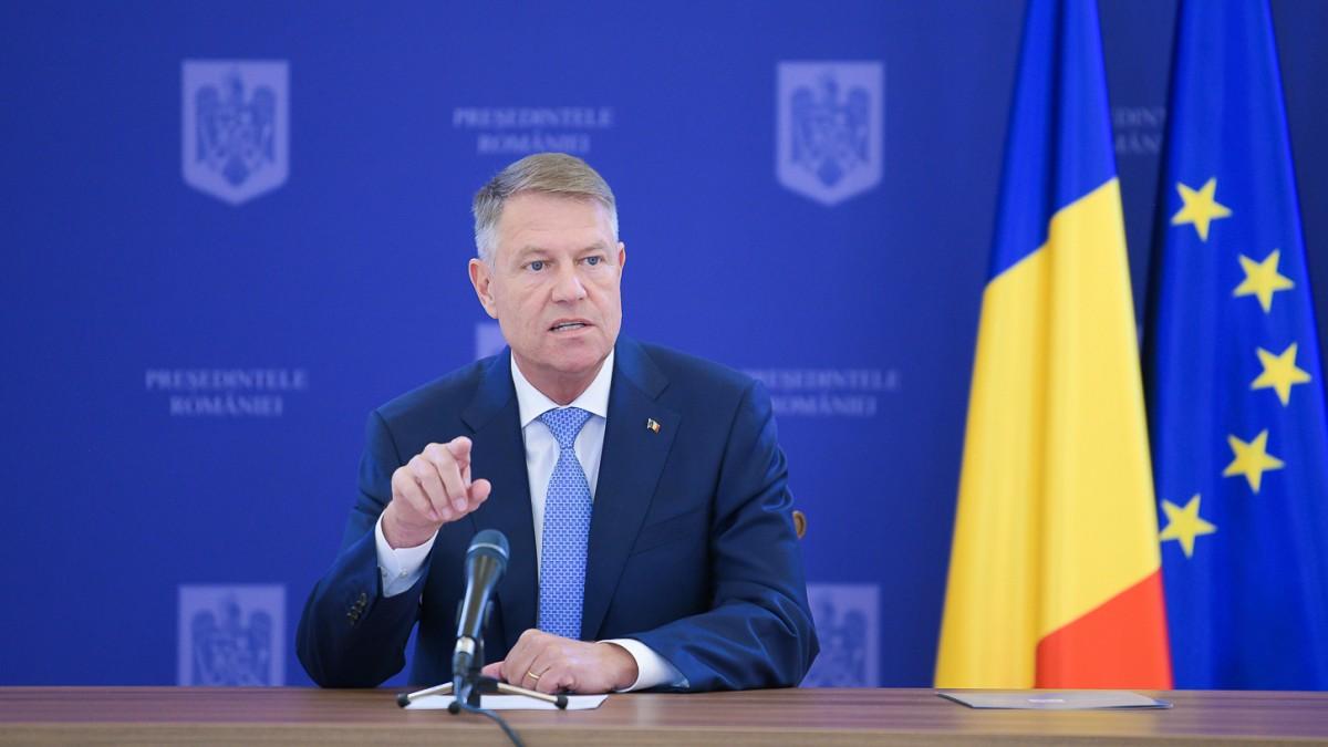 VIDEO. Iohannis:PSD se luptă să dea Ardealul ungurilor