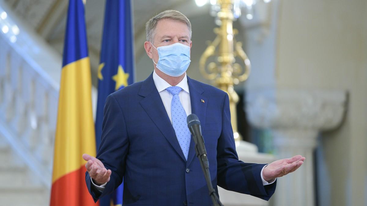 VIDEO Iohannis: După 15 mai se renunță la restricțiile de deplasare, dar trebuie purtată mască de protecție