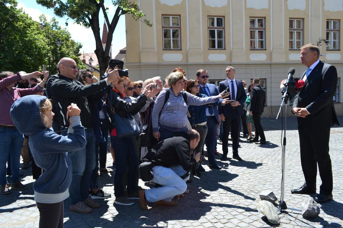 Sibiul anului 2018: cum a reușit să atragă atențiapresei naționale