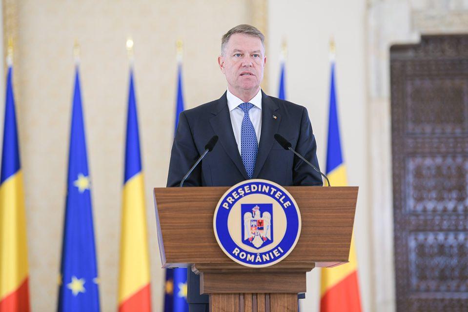 Klaus Iohannis: Florin Cîțua dovedit maturitate politică în contextul coronavirsului