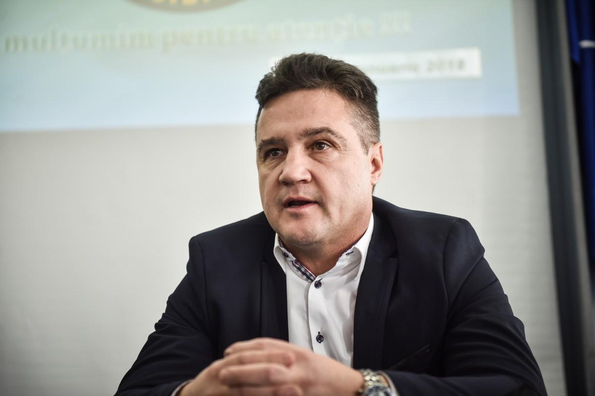 Cele mai des întâlnite probleme din Sibiu. Interviu cu comisarul-șef de Poliție, Cătălin Nicolescu