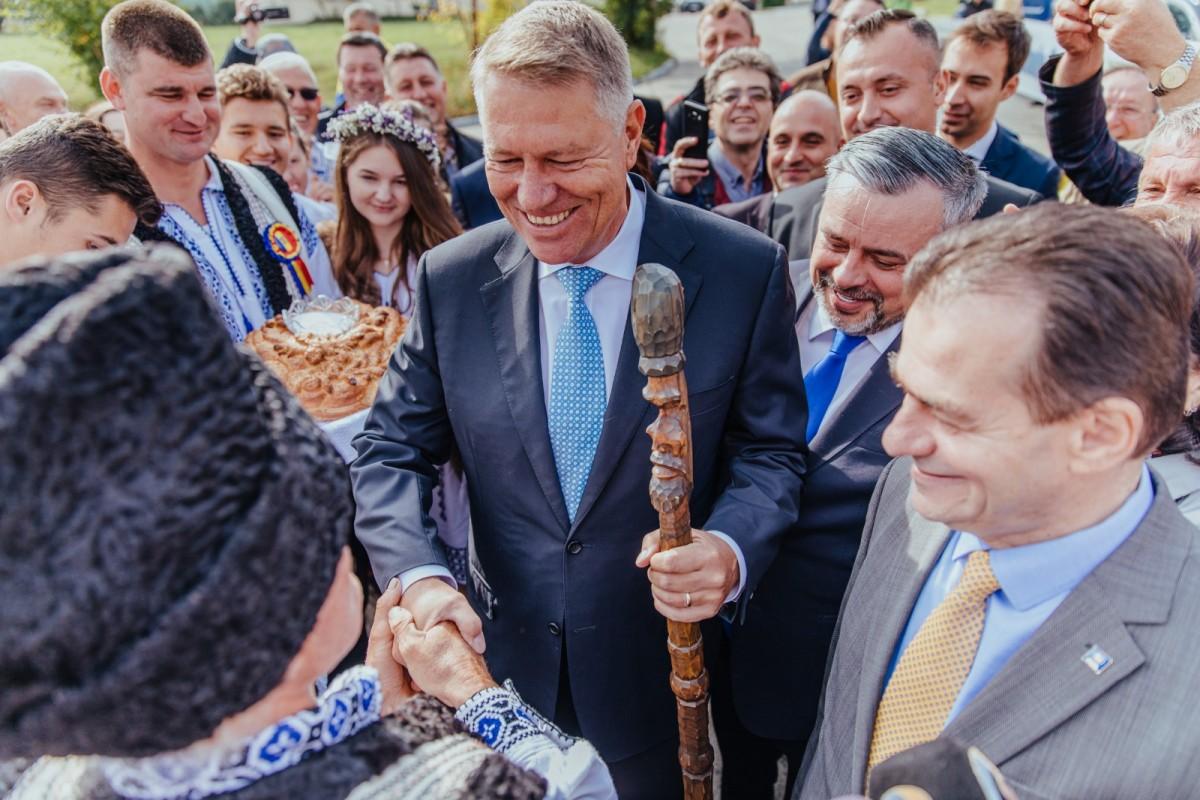 Klaus Iohannis: Nu este nevoie de un ministru al educației PSD, fiindcă vom avea de săptămâna viitoare un alt guvern