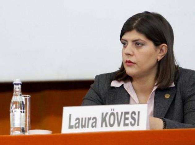 """Laura Codruța Kovesi, la noul loc de muncă. """"Are ca sarcină construirea EPPO de la zero"""""""