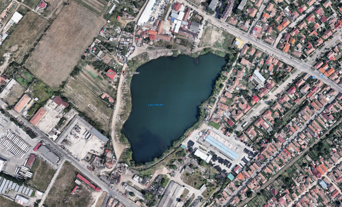 Se cuplează noua rețea de apă potabilă de pe strada Lacul lui Binder
