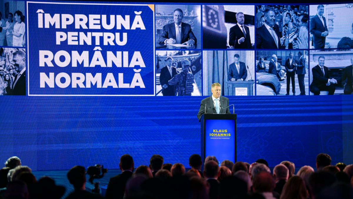 Principalele motive pentru a vota Klaus Iohannis - Președinte