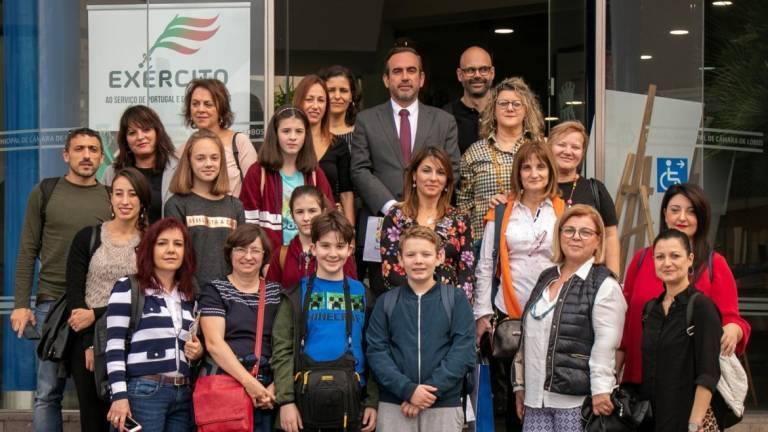 """Elevii Colegiului Național """"Gheorghe Lazăr"""" au descoperit lumea filmului de animație în Portugalia, în cadrul Erasmus+"""