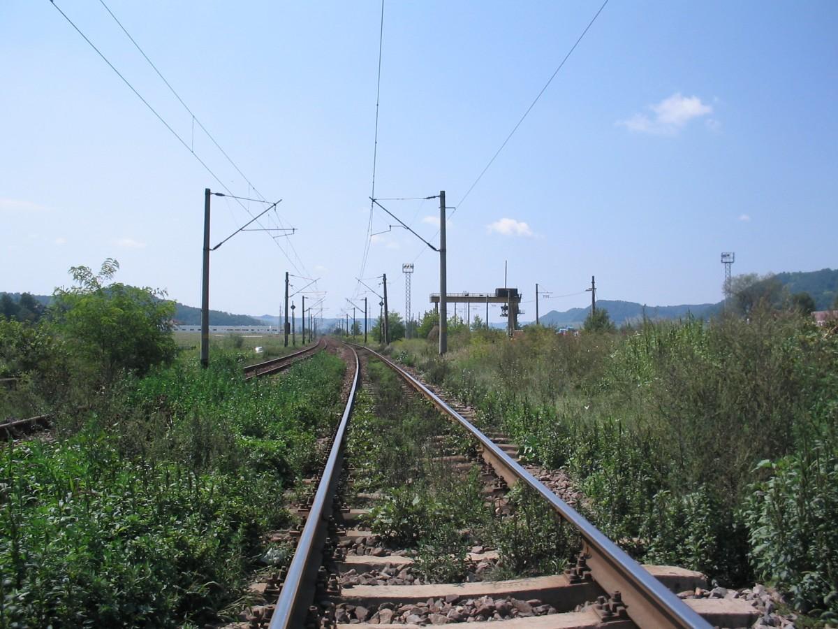 Bărbat călcat de tren. A fost găsit în zona căii ferate din cartierul Ștrand