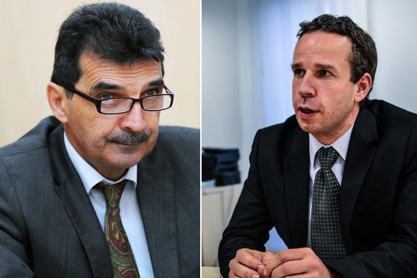 Vicepreședinții Consiliului Județean despre spital, terminalul cargo, drumuri și economii