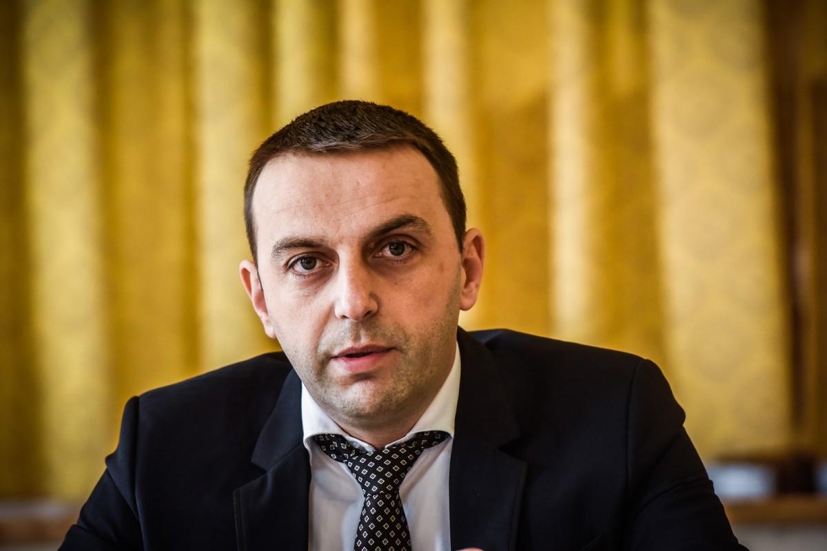 Mesajul de Paști al primarului comunei Șelimbăr, Marius Grecu