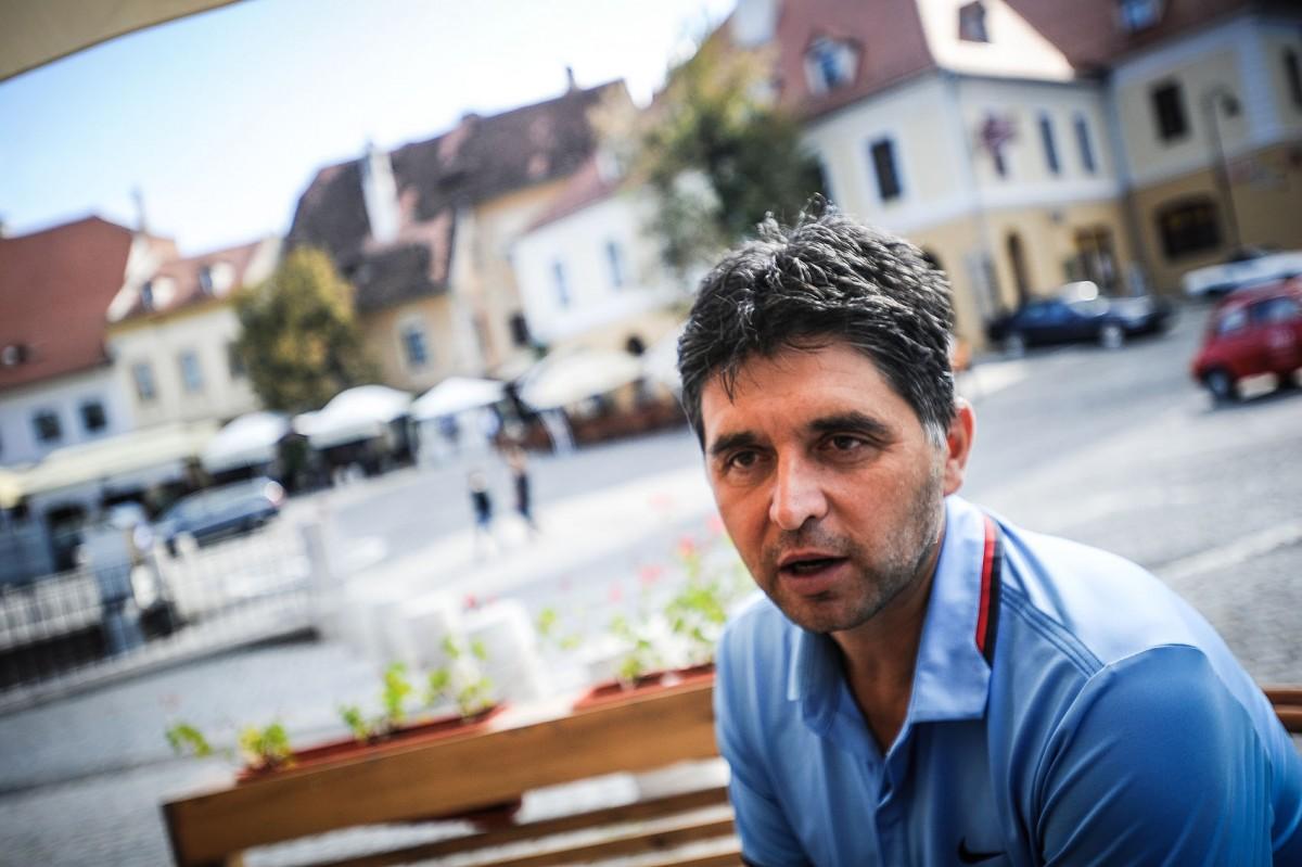 """""""Am depus plângere la Poliție, în calitate de victimă"""". Marius Vecerdea răspunde acuzaţiilor de lovire venite de la tatăl unei jucătoare de tenis"""