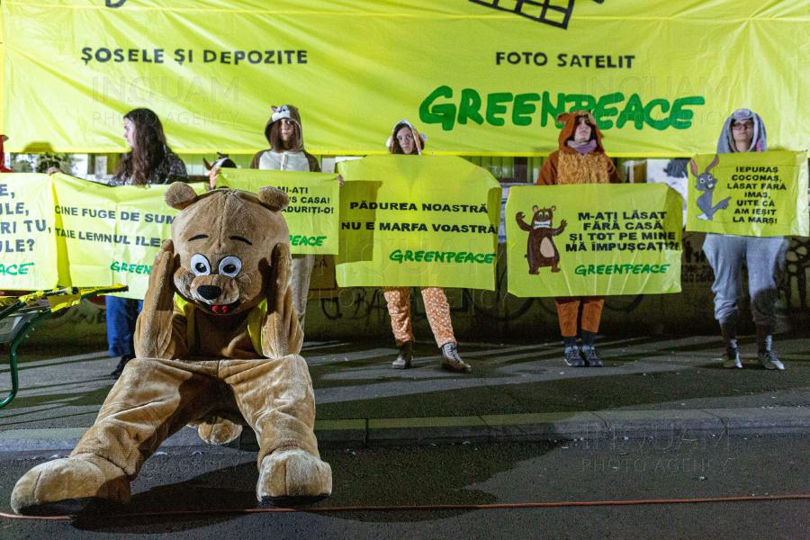 """Peste 2.000 de persoane au protestat în toată țara: """"Pădurea noastră nu e marfa voastră"""""""