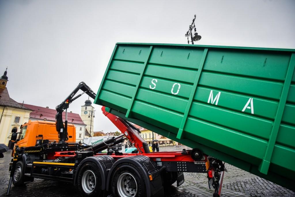 Soma organizează o nouă campanie de colectare a deșeurilor periculoase