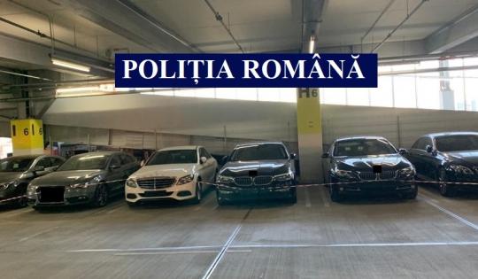Percheziții în Sibiu și alte 19 județe, la samsarii de mașini