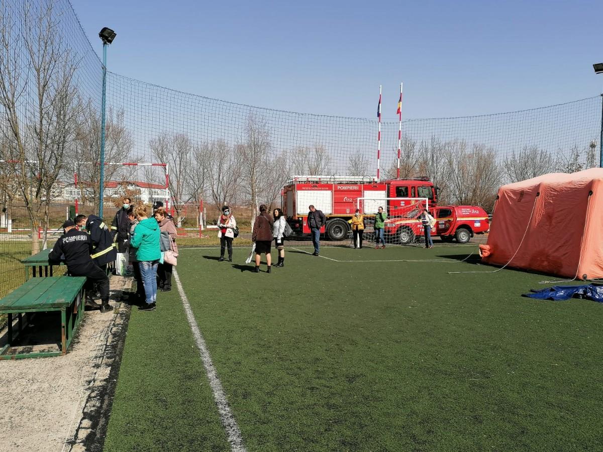 250 medici de familie din Sibiu au primit materiale de protecție