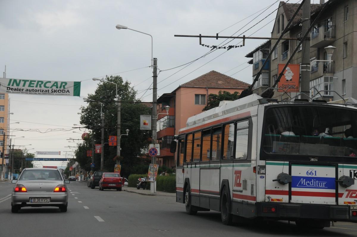 Contract de 9,5 mil. de euro pentru modernizarea și extinderea transportului electric în Mediaș