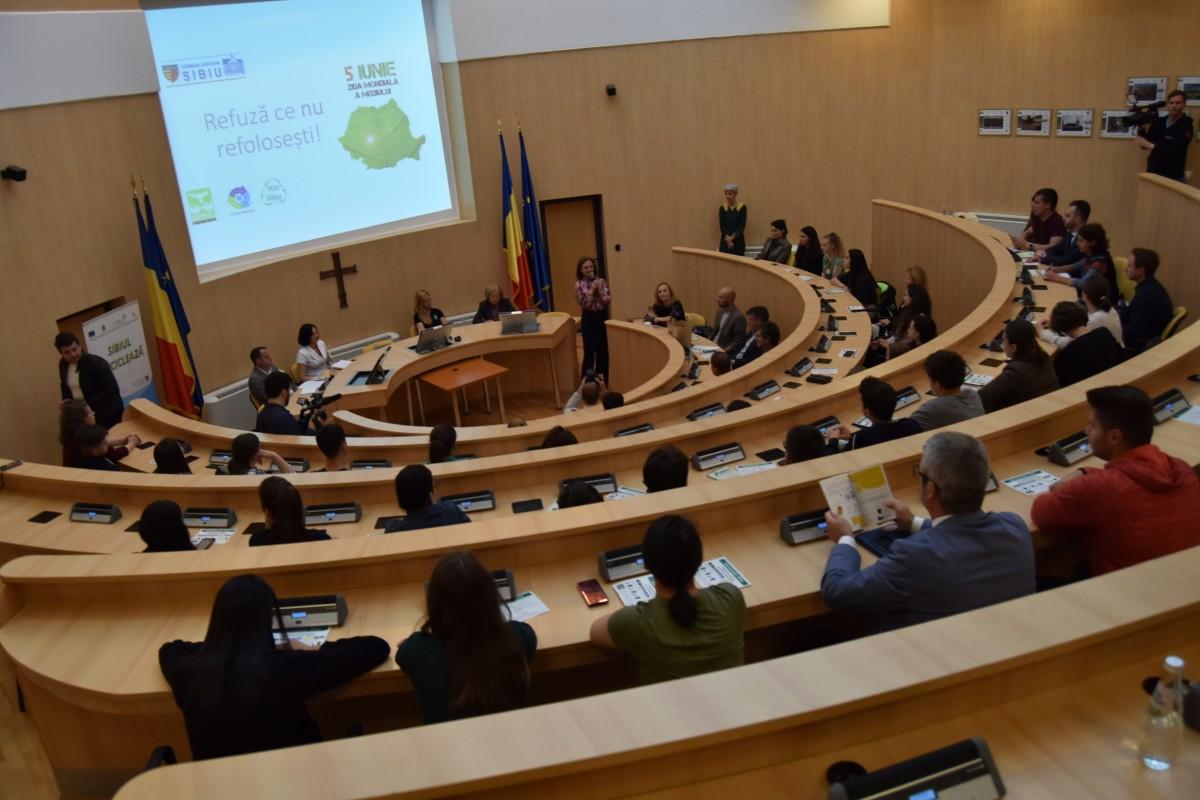 Apel public pentru aderarea la Consiliul Civic Consultativ al județului Sibiu