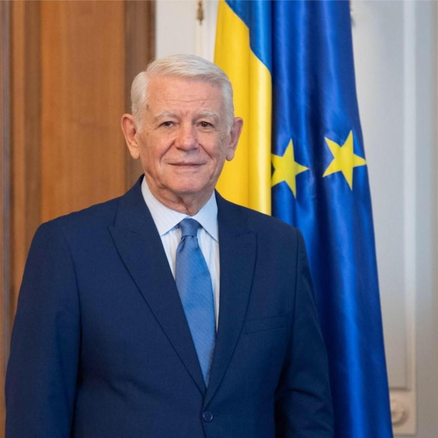 Teodor Meleşcanu a demisionat de la șefia Senatului