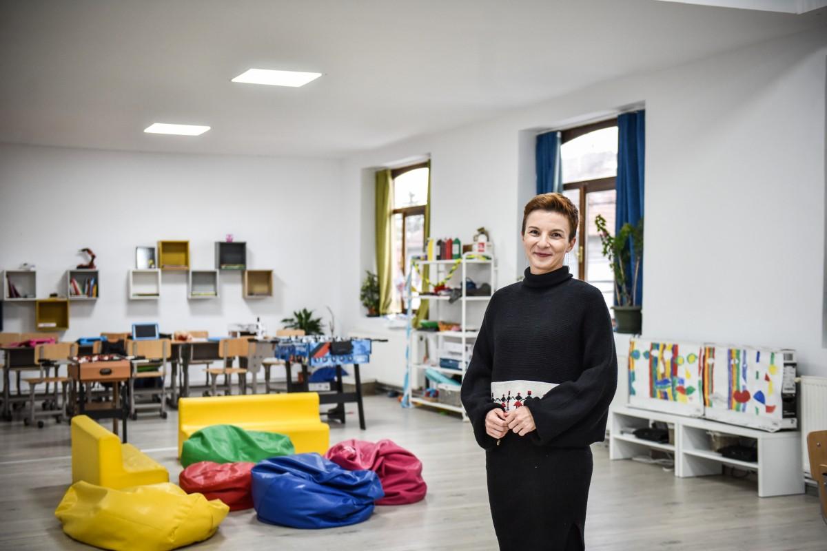 Micile afaceri: O mamă sibiancă a creat locul perfect pentru orice copil