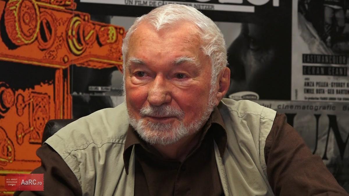 """Sibianul Mircea Mureşan,regizorulserialului """"Toate pânzele sus"""", a murit la 91 de ani"""
