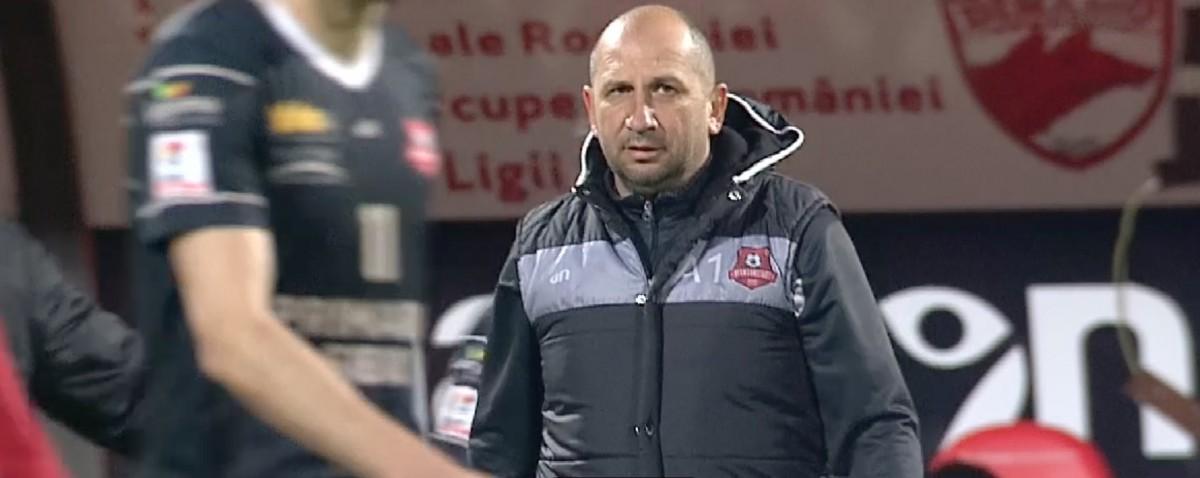 """Vasile Miriuță a fost dat afară de la Kisvarda. """"Îmi pare rău că lucrurile au luat o astfel de turnură"""""""