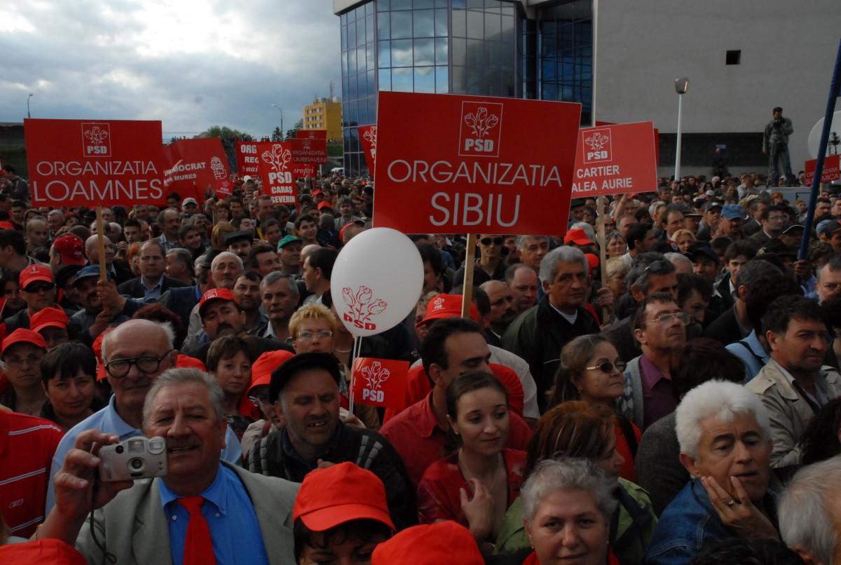 Cine e PSD Sibiu?