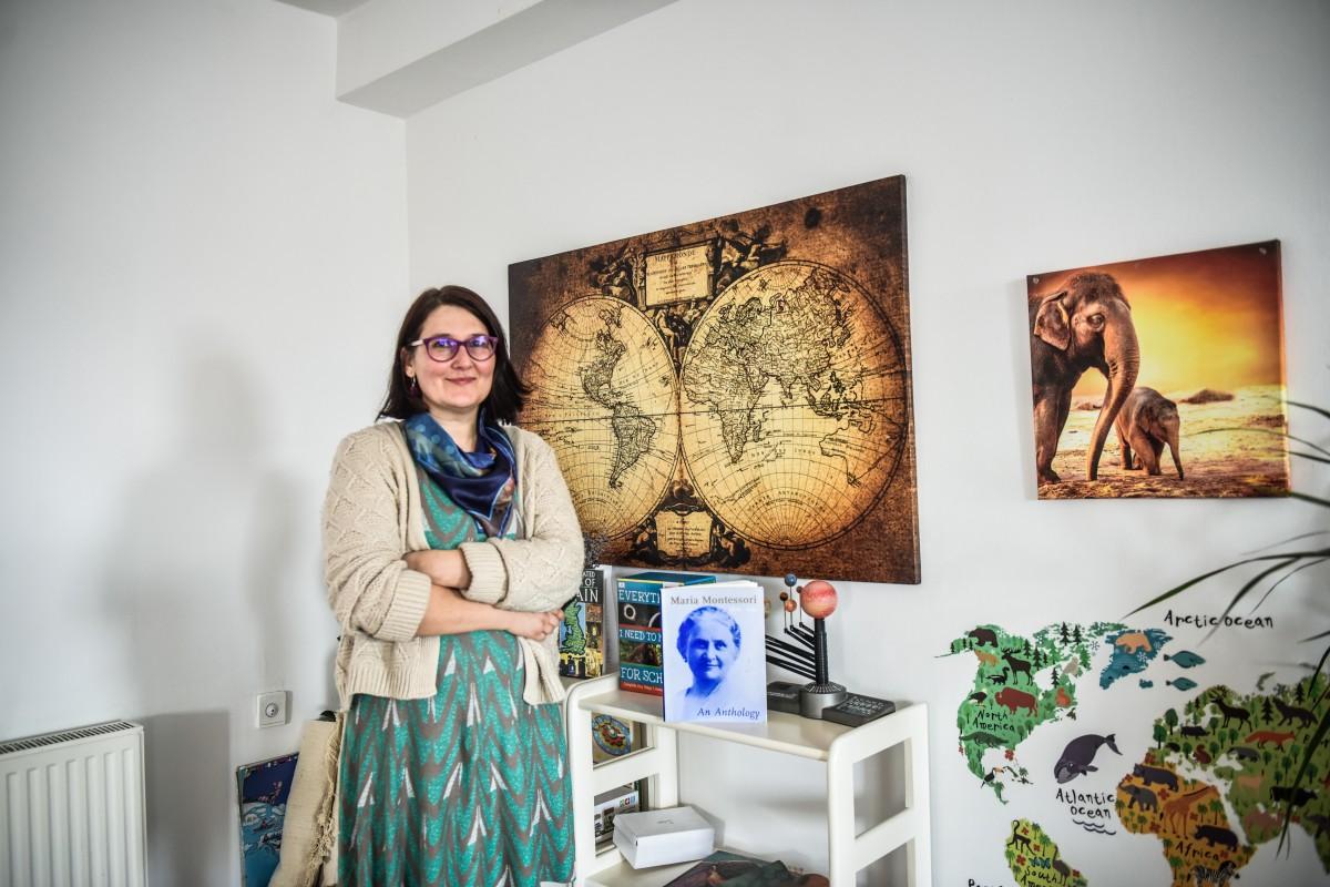 """Micile Afaceri: Grădiniță și after school Montessori cu predare în limba engleză, la Sibiu. """"Urmărim interesul copilului"""""""