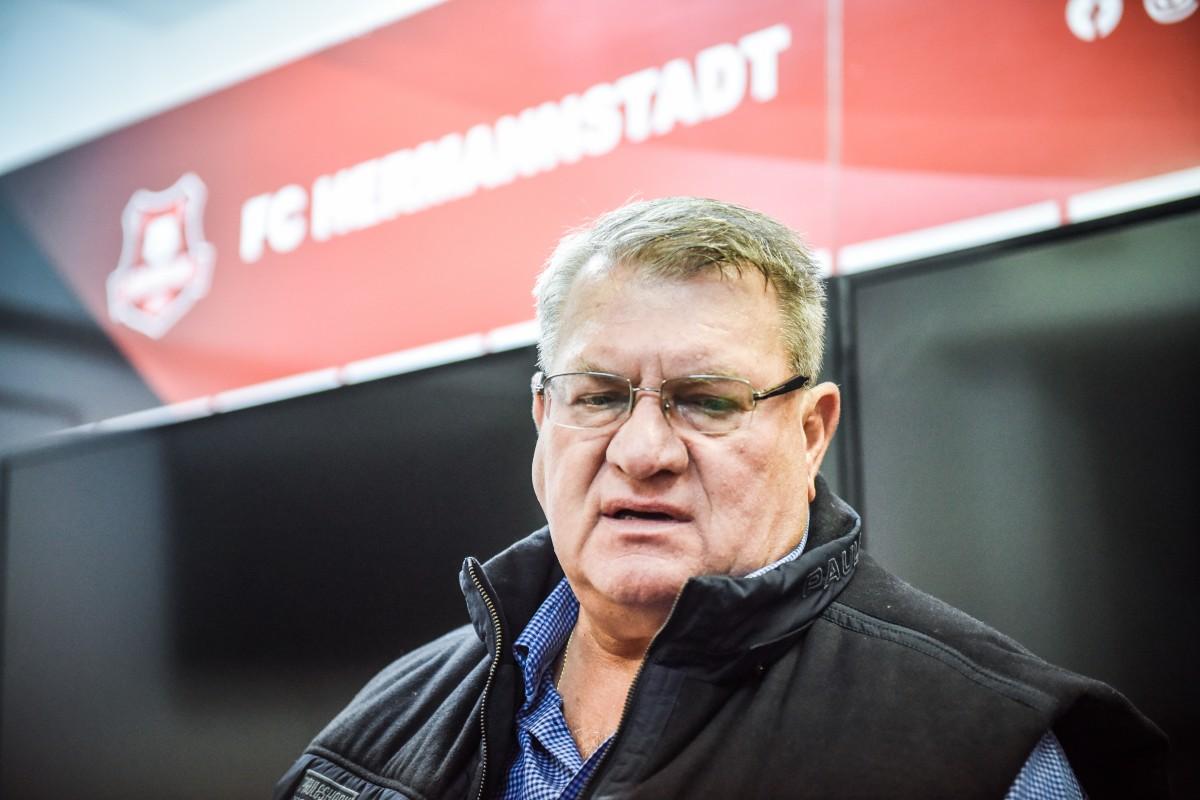 """De ce au plecat antrenorii de la Hermannstadt: Unul """"sucit"""" altul fără rezultate"""