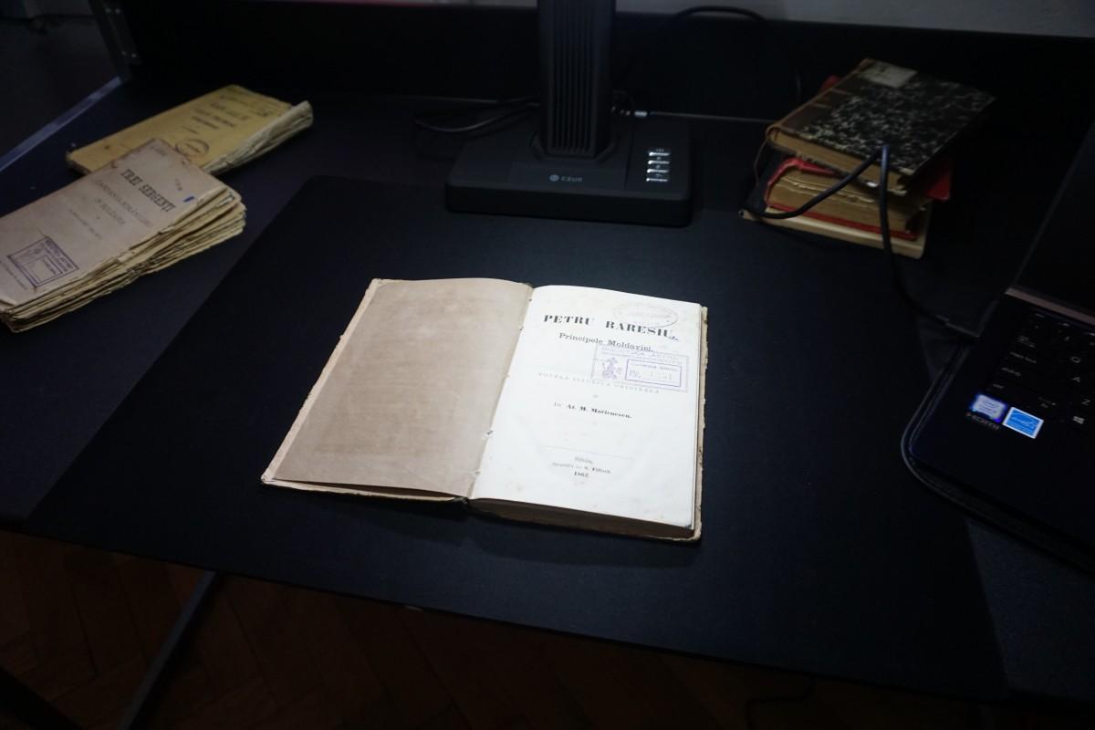 Primul muzeu digital al romanului românesc de secol XIX. Literatura nu este rurală, este chiar cosmopolită