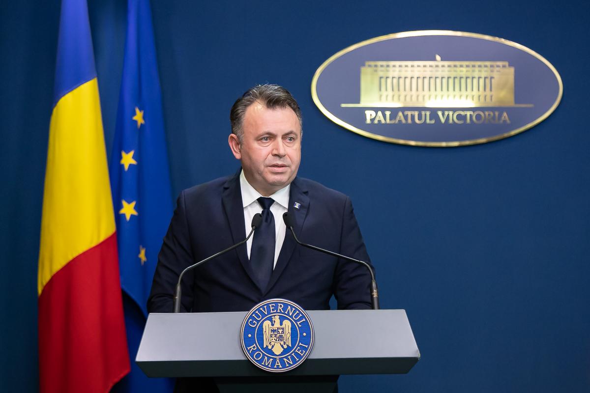 Nelu Tătaru, ministrul sănătății, ajunge astăzi la Sibiu