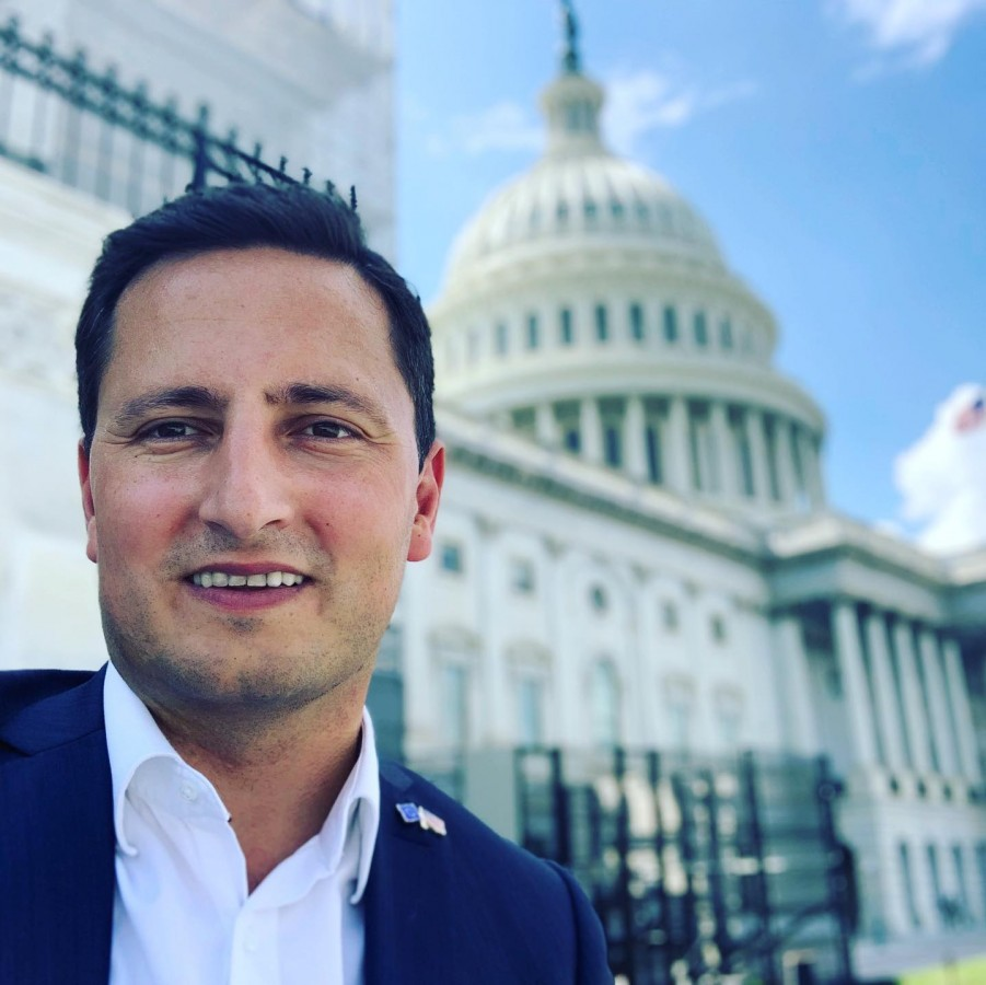 VIDEO Nicu Ștefănuță, ales vicepreședinte al delegației Parlamentului European pentru relația cu SUA