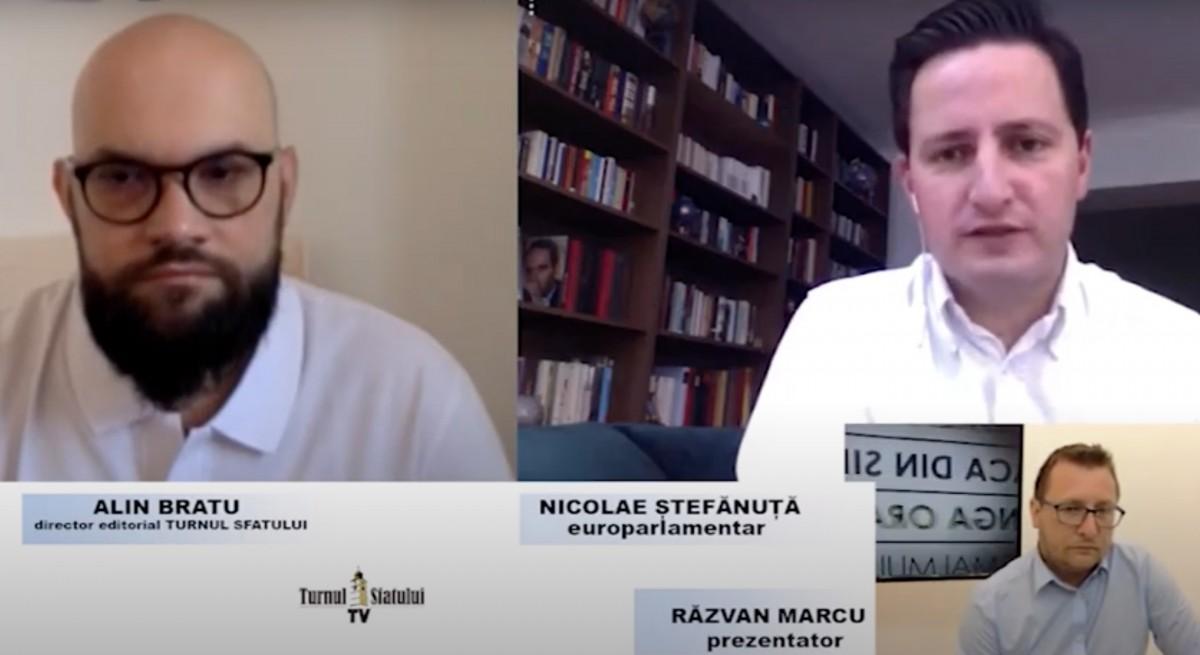 TSTV, europarlamentarul Nicu Ștefănuță: Am pierdut încrederea Italiei