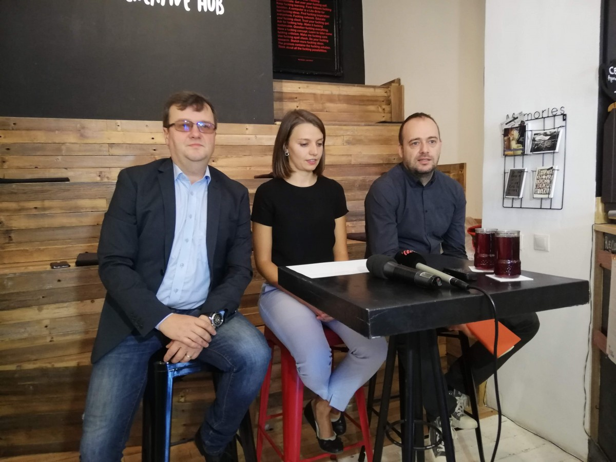 """""""Oameni noi în politică"""". Este nevoie de ei în orașul Sibiu?"""