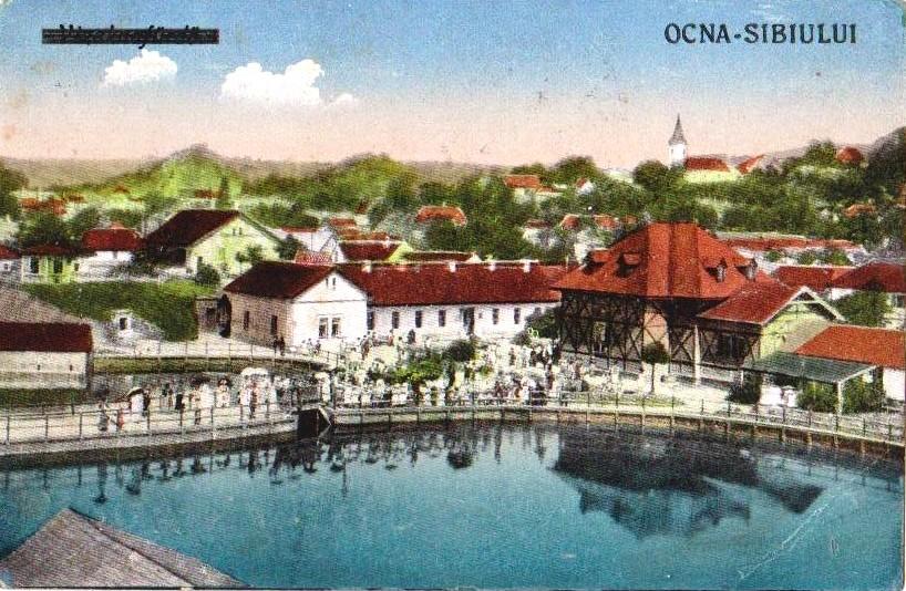 Timpul liber al sibienilor de acum 100 de ani: vara la scăldat, iarna la schiat