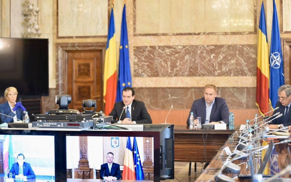 """VIDEO Iohannis, după demisia lui Costache: """"am luat act"""""""