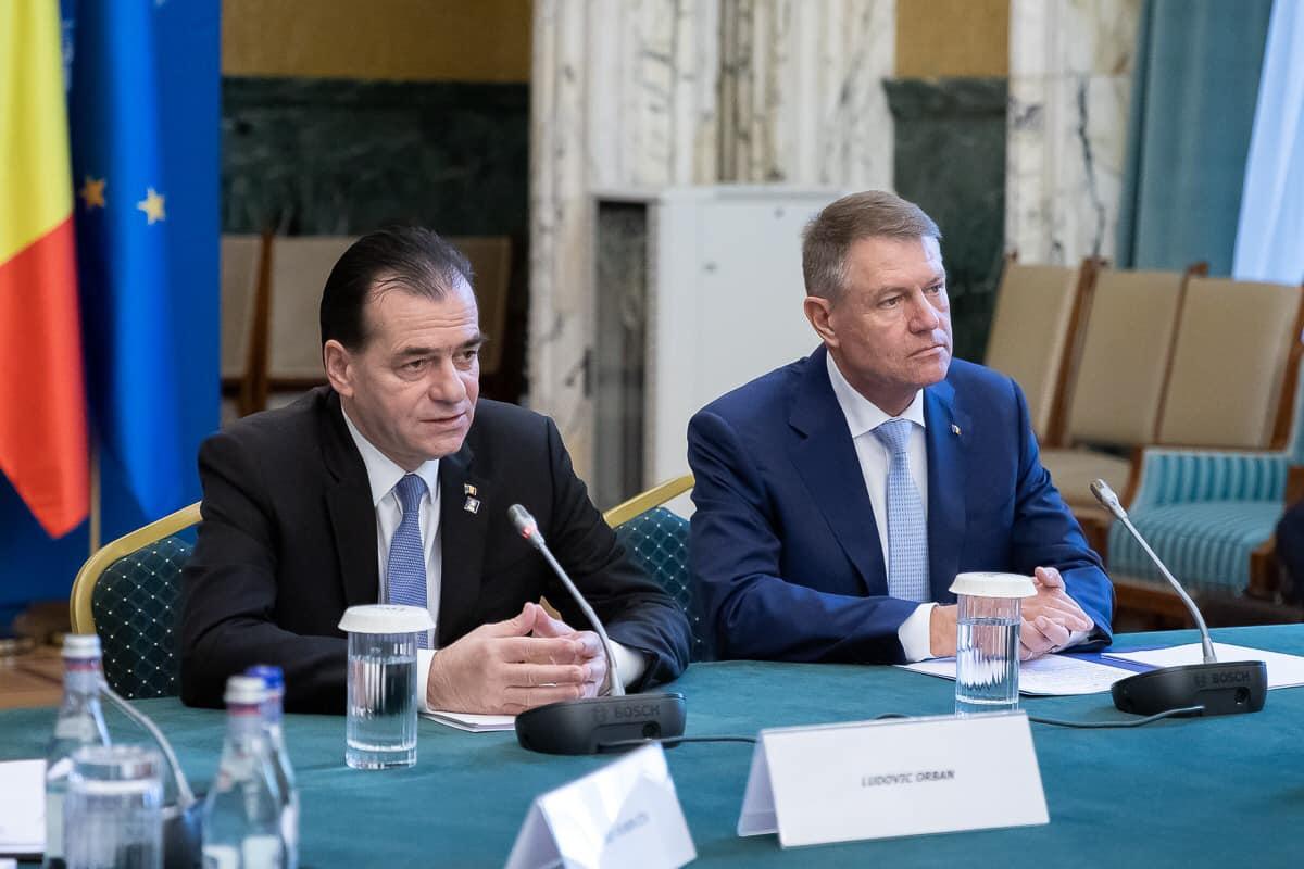 Premierul Orban anunță o formă de șomaj tehnic pentru bugetari