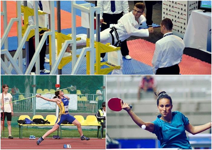 Zestrea celor mai buni trei sportivi din judeţul Sibiu pe anul 2015 şi dorinţele de Crăciun pentru 2016