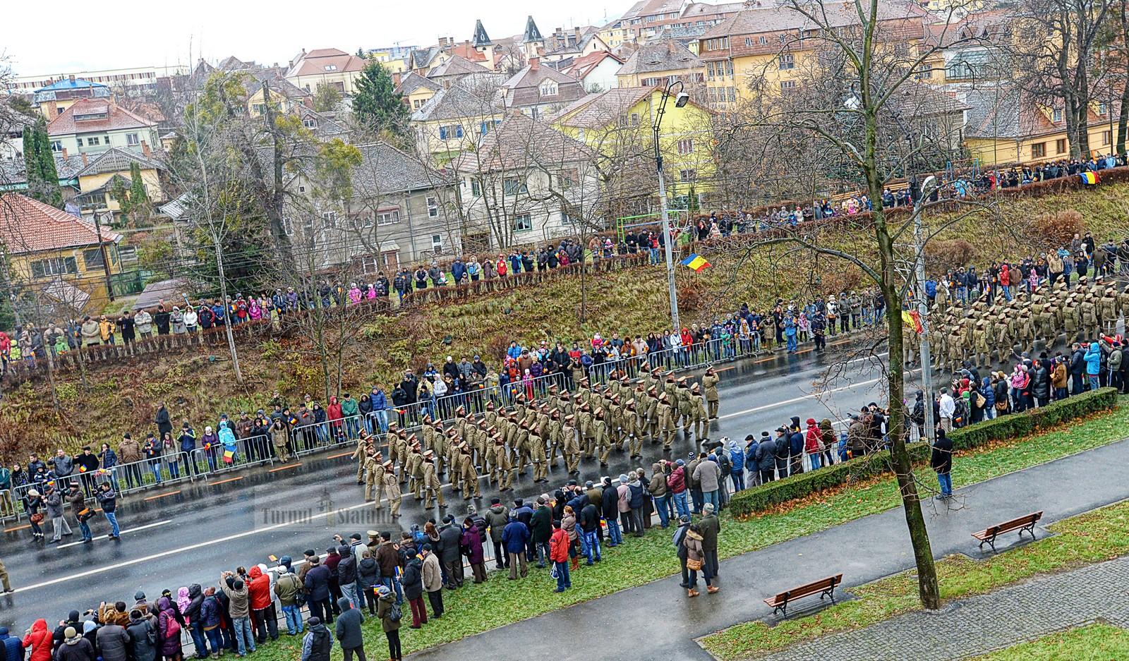 Programul de 1 Decembrie la Sibiu