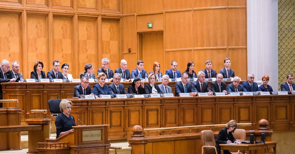 PNL depune astăzi moțiunea de cenzură împotriva Guvernului Dăncilă