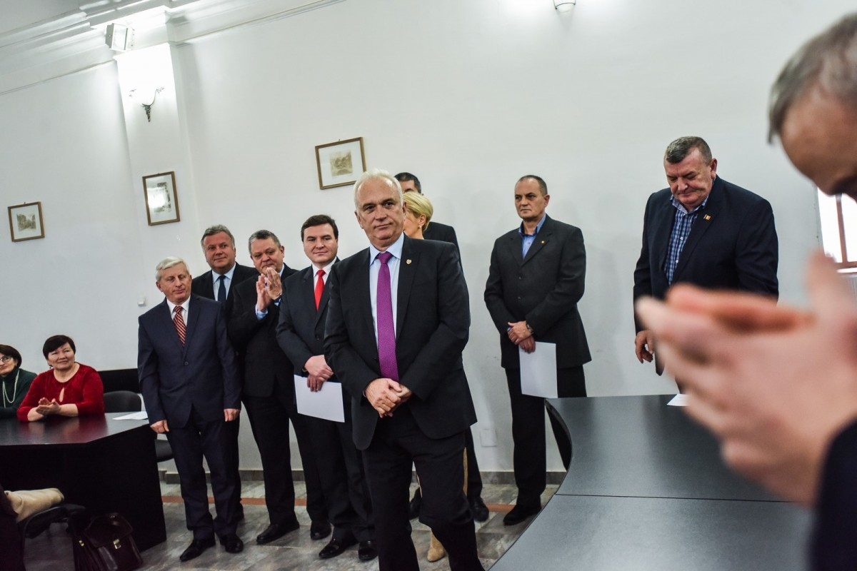 Ziua moțiunii. Ce vor face aleșii PSD de Sibiu