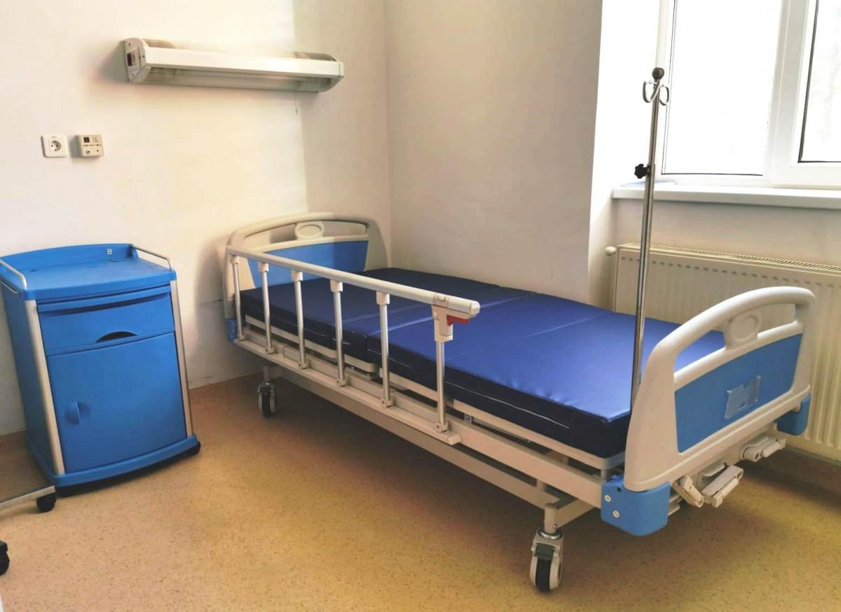 Spitalul Județean Sibiu are 67 de paturi noi. Cel mai important beneficiar - Oncologia