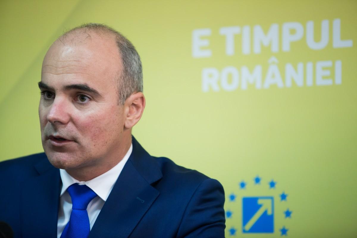 """Rareș Bogdan: """"E absolut inadmisibil să te joci și să faci jocuri politice în astfel de momente. Este inadmisibil!"""""""