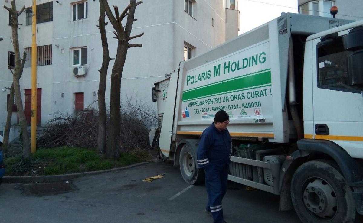 O firmă condamnată penal pentru o șpagă de șapte milioane de euro vrea să curețe Sibiul de 61,8 milioane de lei