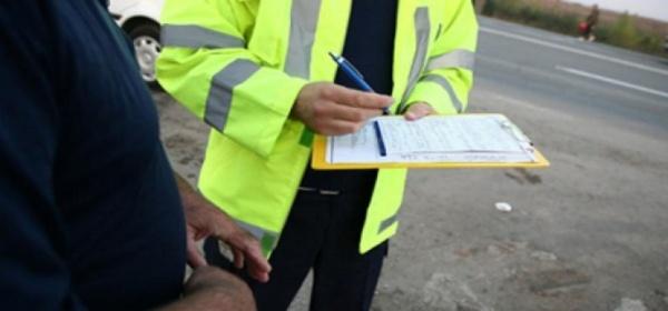 Taximetrist prins de Poliție cu peste 1,20 mg/l alcool pur în aerul expirat