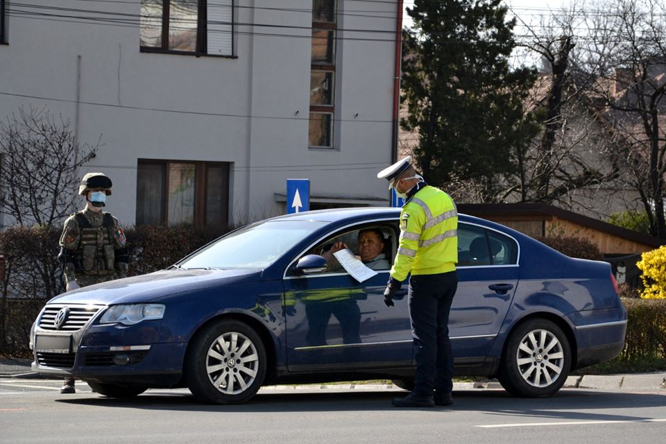 Coronavirus Sibiu: Peste o sută de persoane au fost sancționate, într-o singură zi