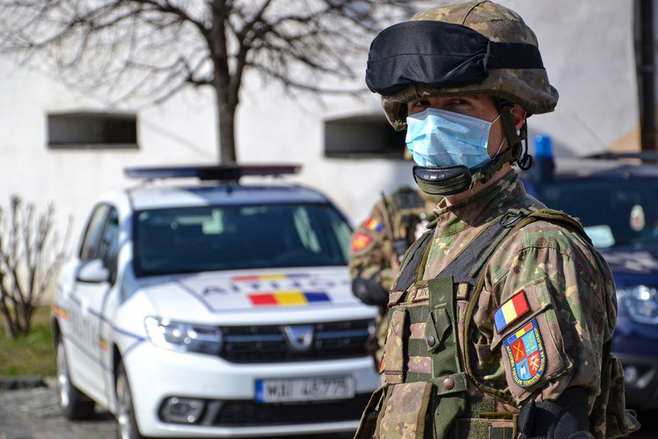 Autoritățile județului Sibiu recomandă purtarea măștilor în afara locuinței