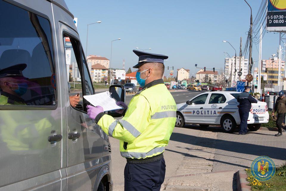 COVID-19, situația în Sibiu: Două noi persoane confirmate și amenzi de peste 4.800 lei