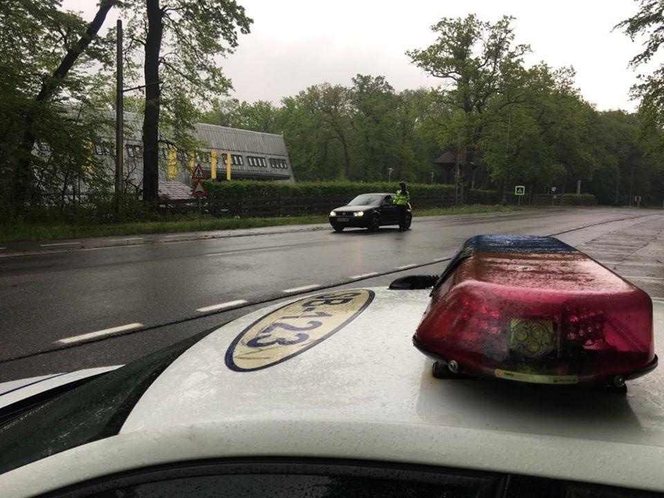 Tineri sub influența drogurilor, prinși la volan prin Mediaș