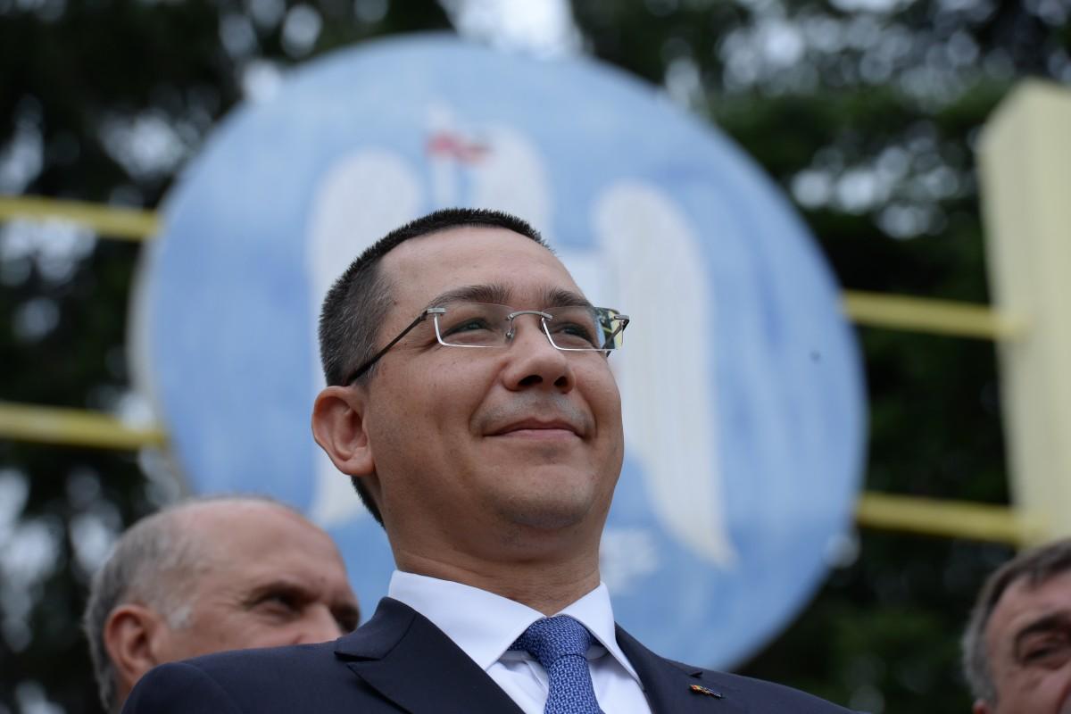 Ponta a anunțat că Pro România nu va vota Guvernul Orban